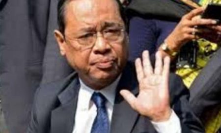 Justice Gogoi will succeed Justice Mishra's successor
