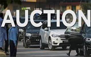 Luxury vehicles Pak