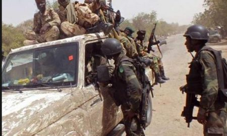 Nigeria: 30 soldiers killed in terrorist attack
