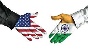 India, America