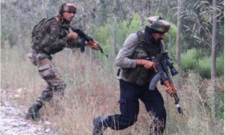 Jammu and Kashmir, Encounter, Anantnag, Killed, Terrorist
