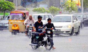 monsoon: states, Heavy, Rains
