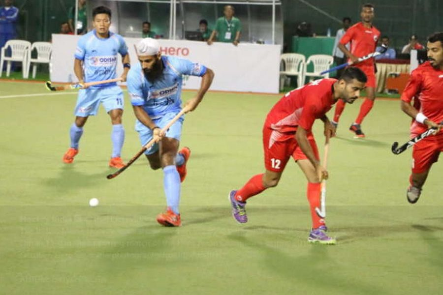 Asian Champions Trophy: India Beat Oman 11-0 To Start With Victory