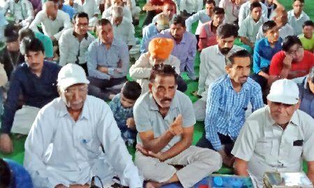 Block level nomad organized in Abohar