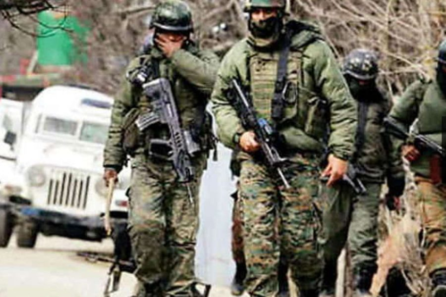 J & K: Security Forces Try To Infiltrate, LOC Kills 4 Militants