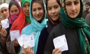 Jammu & Kashmir body elections