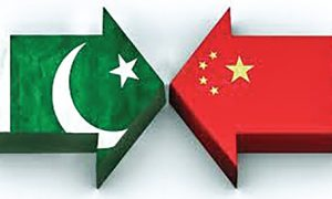 China, Pakistan, CPEC
