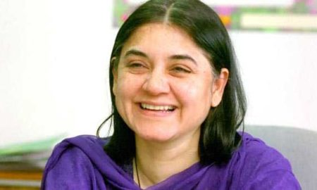 Maneka Gandhi, Health, Worsened, Hospital