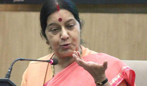 Sushma Swaraj, Indians, Abducted, Iraq, Jail, Terrorism