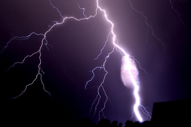 Lightning Fall