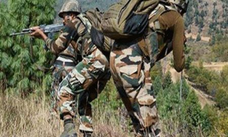 Kashmir, Terrorist, Killed, Encounter, Firing