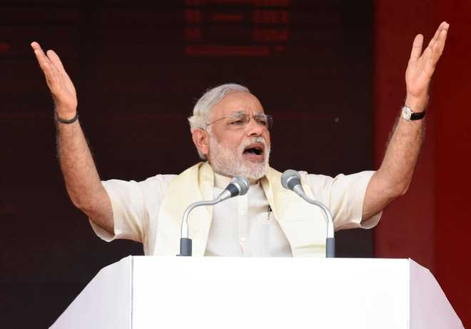 Narendra Modi, Strict Action, Violence, Cow Protection, Parliament