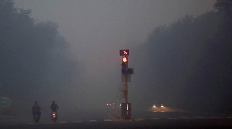 Smoke in Punjab