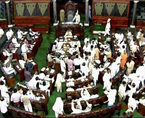 MP, Suspended, Lok Sabha, Paper Thrown, Action, Government