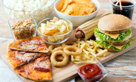 Junk Food, Society, Burger, Chips, Pizza