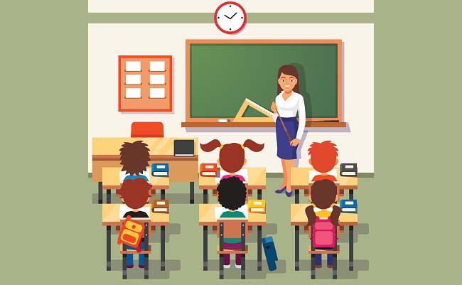 Teachers in Haryana