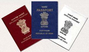 Special Passport