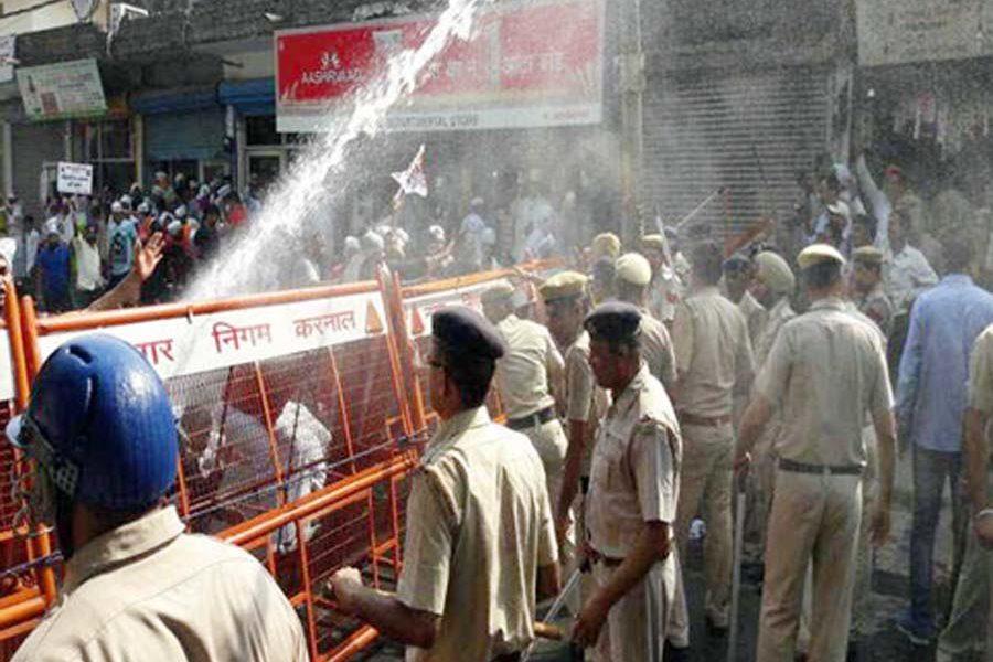 AAP, Workers, Camp Office, CM, Arvind Kejriwal, ML Khattar, Karnal