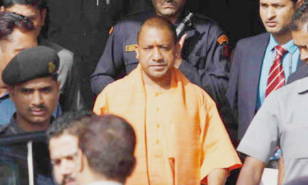 Gangrape Victim, Hospital, Discharge, CM, Yogi Adityanath