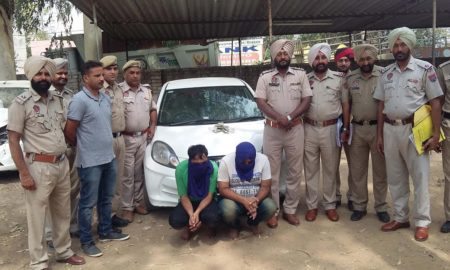 Busted, Gang, Robbery, Arrested, Punjab