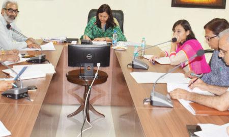 Instructions, Meeting, Patients, Deputy Commissioner, Punjab