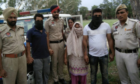 Police, Big Success, Arrested, Murder, Case, Punjab