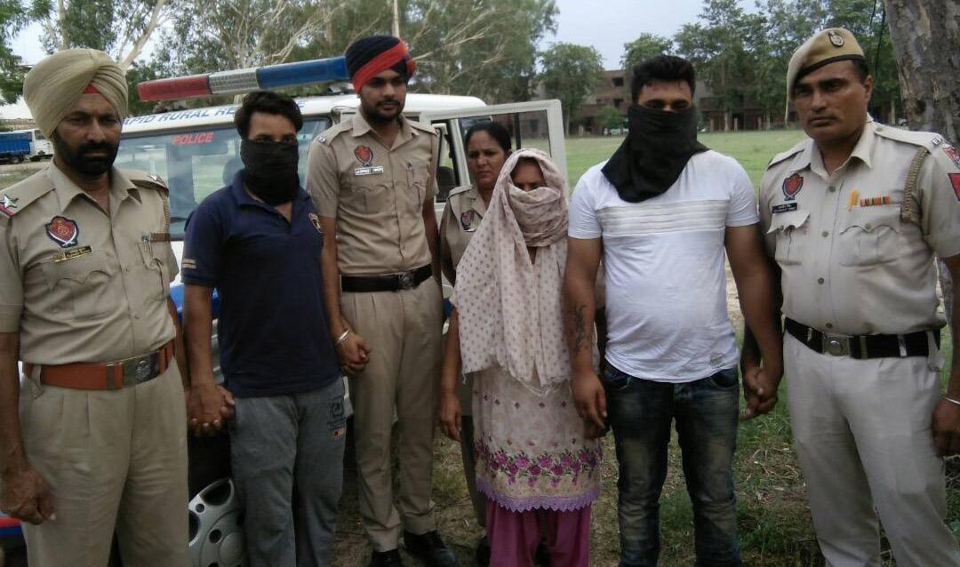 Police, Big Success, Arrested, Murder, Case, Punjab