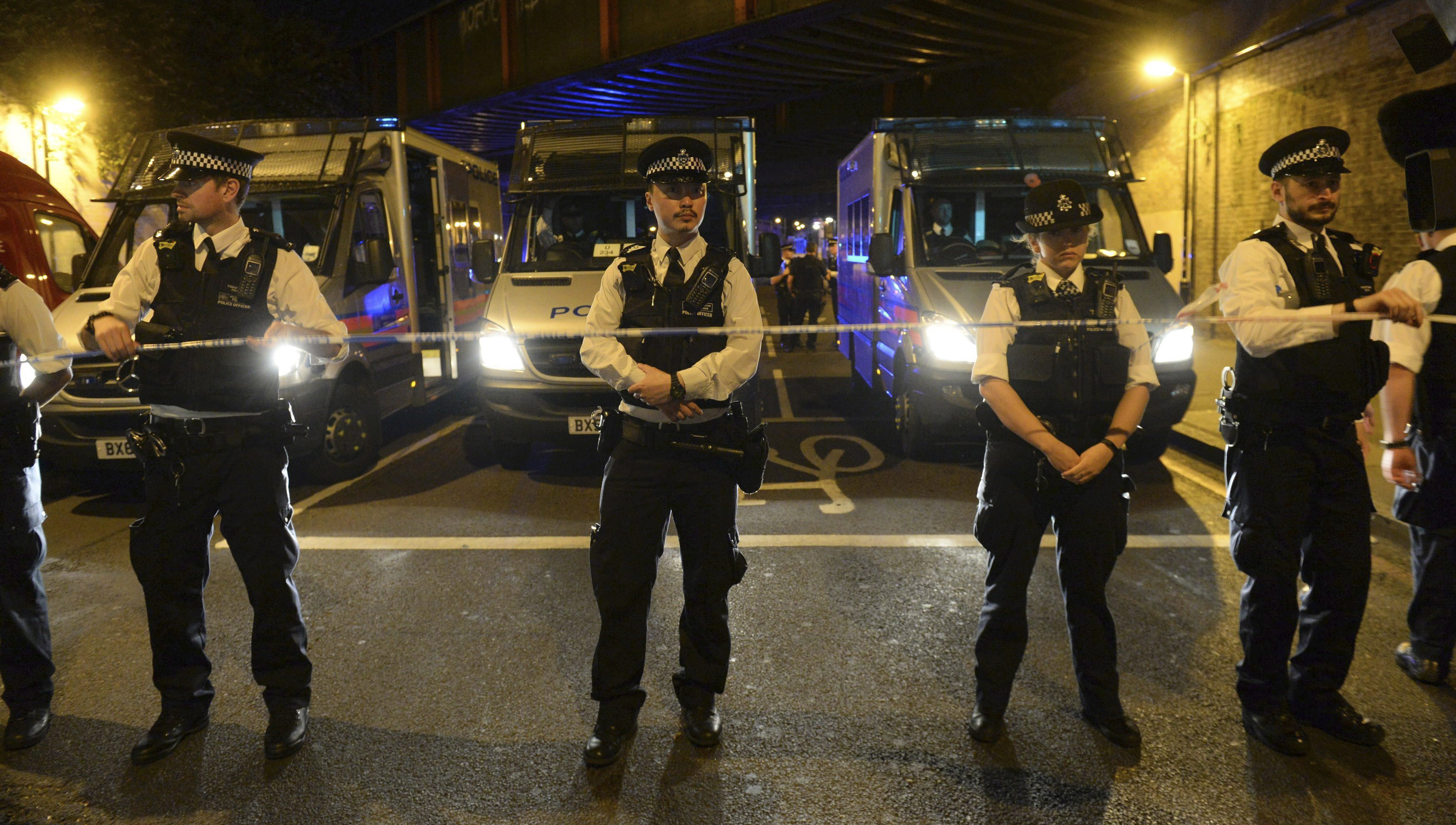 Death, Crushed, Van, Attacks, London