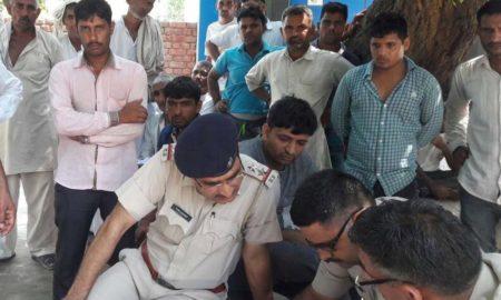 Murder, Beating, Conspiracy, Postmortem, Police, Haryana