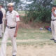Murder, Shoot, Crime, Police, Field, Haryana