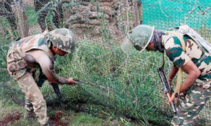 Terrorist, Attack, Failed, Commandant, Indian Army, CRPF