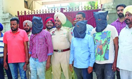 Arrested, Financier, Murder, Case, Ludhiana, Punjab