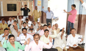Roadways Workers, Protest, Transport Policy, Private Bus, Haryana
