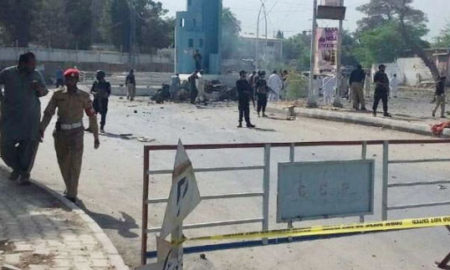 Pakistan, Blast, Quetta, Died, Injured