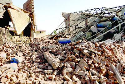 Blast, Fireworks, Warehouse, Lose, Injured, Serious, Punjab