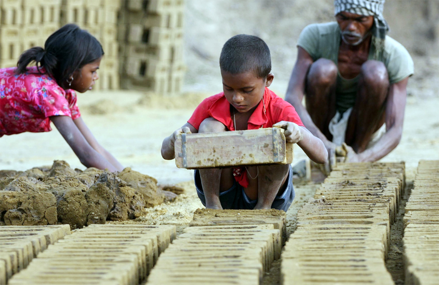 Child, Enemy, Child Labor, World Day, Awareness