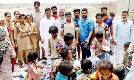 Cloth Bank, Needy People, Dera Sacha Sauda, Gurmeet Ram Rahim, Welfare Work