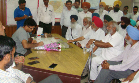 Consent, Factory Managers, Conflict Committee, Approve, Demand, Punjab