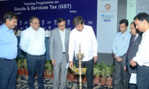 Fate, People, GST, Minister, Training Program, Rajasthan