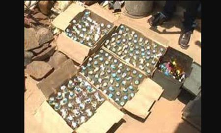 76 Boxes, Seized, Desi Liquor, Smuggler, Absconding, Punjab