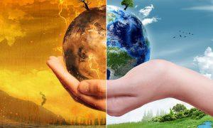 Global Warming, Danger, Temperature, Earth