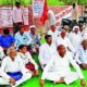 Farmers, Strike, Raised, Govt, Haryana