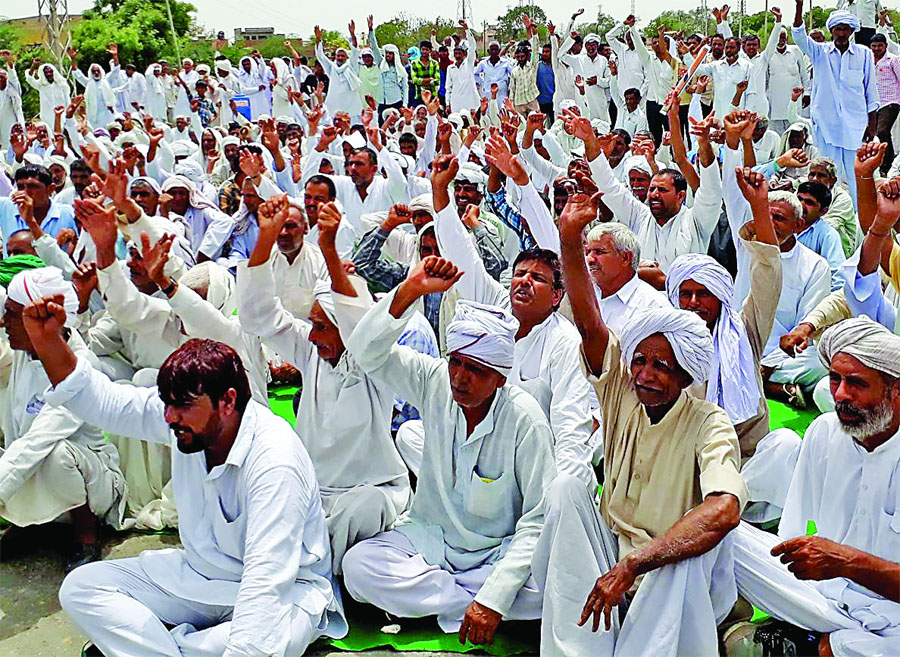 Farmers, Strike, Govt, Demands, Raised, Haryana