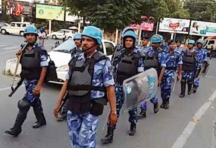 33rd Anniversary, Operation Blue Star, Punjab Police, Paramilitary Force, High Alert