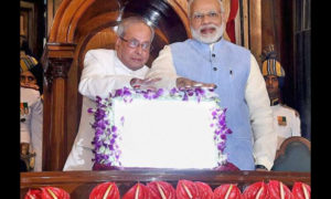 Launches, Goods Services Tax, Narendra Modi, Pranab Mukherjee