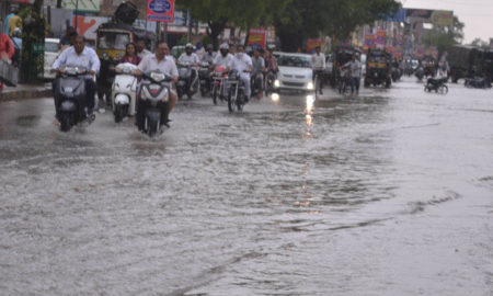 Weather, Relief, Heat, Rain, Water, Rajasthan