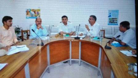 District Incharge, Reviewed, Schemes, Benefit, Rajasthan
