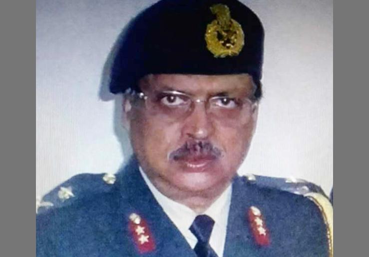 Major General Gupta, Death, Falling, Golf Carts