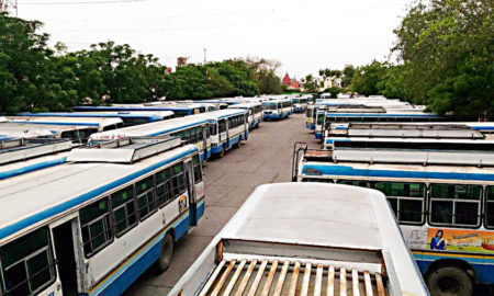 Roadways Employees, Protest, New Transport Policy, Raised, Strike