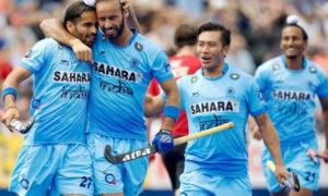 Hockey, India, Pakistan, Scotland, Canada